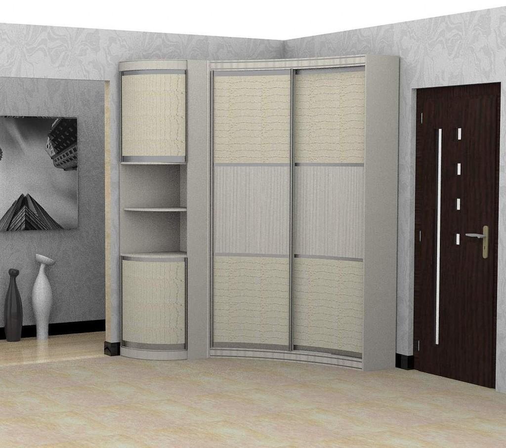 Шкафы купе в спальню фото