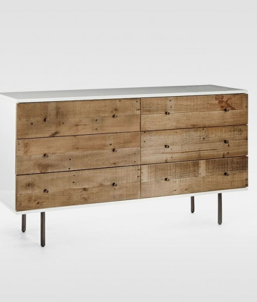 reclaimed-wood-lacquer-6-drawer-dresser-0